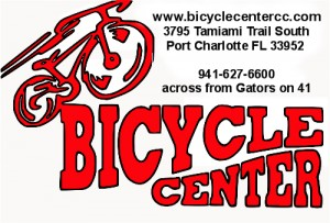 Bicycle Center Address LOGO
