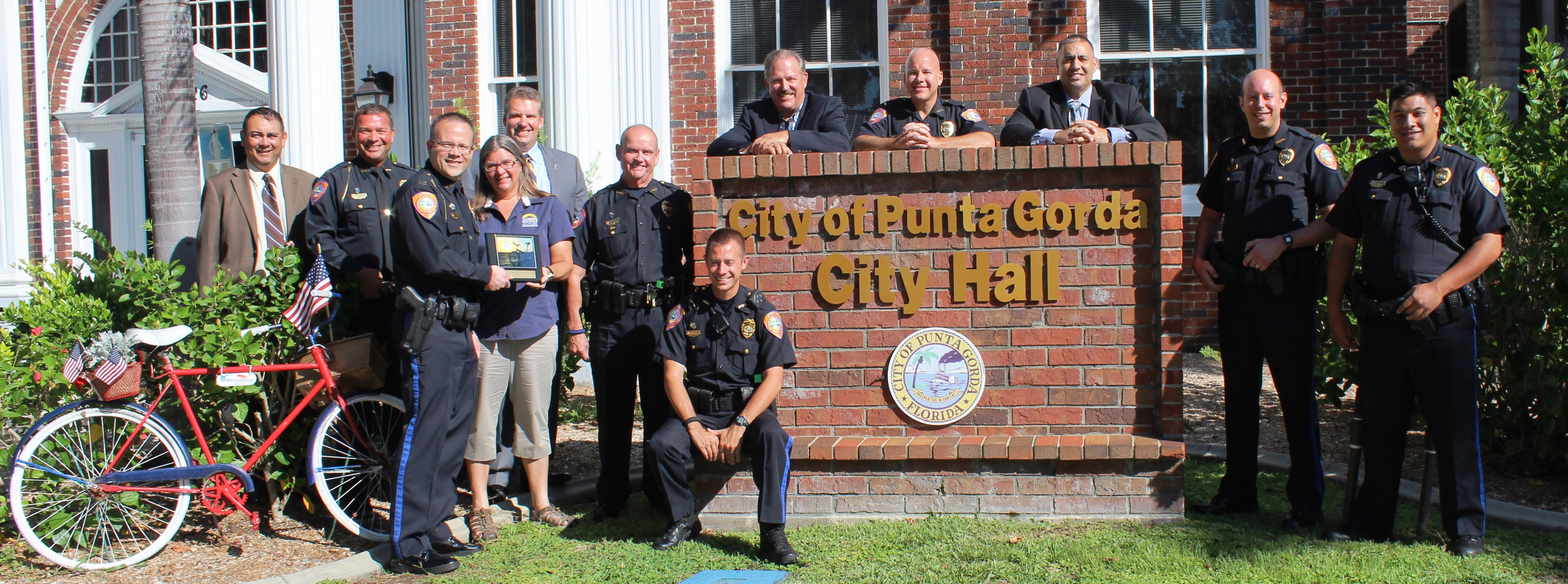 City of Punta Gorda Police Department