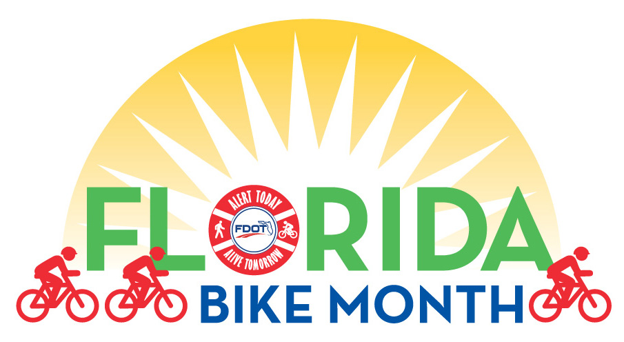 March is Florida Bike Month