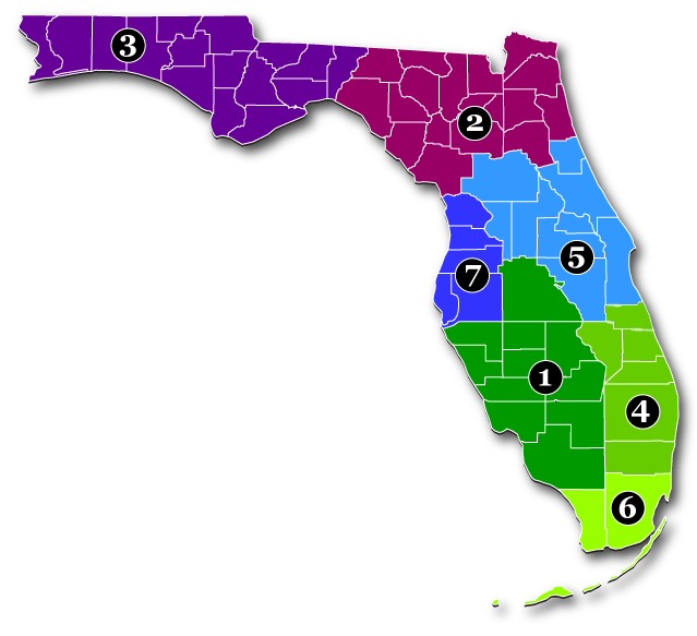 FDOT Districts
