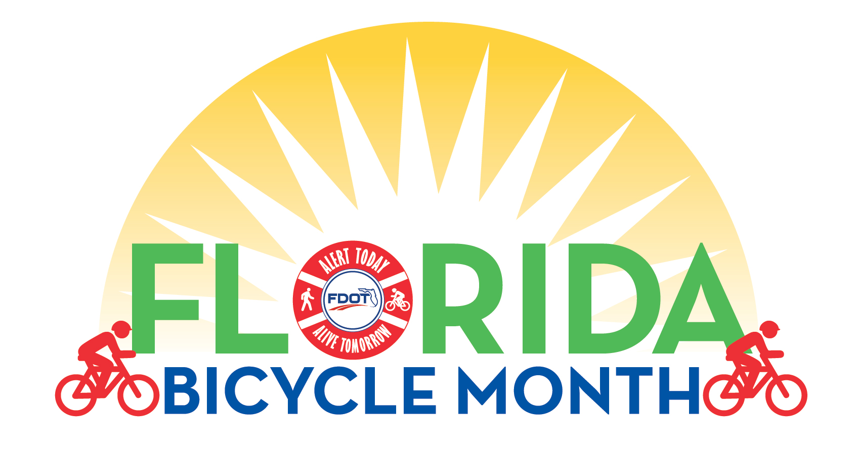 March is Florida Bicycle Month